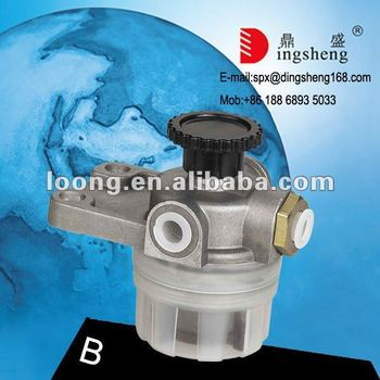 Hengst Type Feed Pump Mercedes Actros 0000906050 Diesel Hand Primer Pump ( Hand Pump and Cleaner )