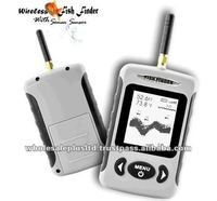 "Wireless Fish Finder with Sonar Sensor and 2.8"" LCD Display"