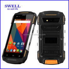 Cheapest 5inch android 5.1 rugged waterproof cell phone IP68 OEM ODM for free sample