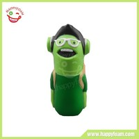 Promotional man shape stress ball / kinds of custom stress ball