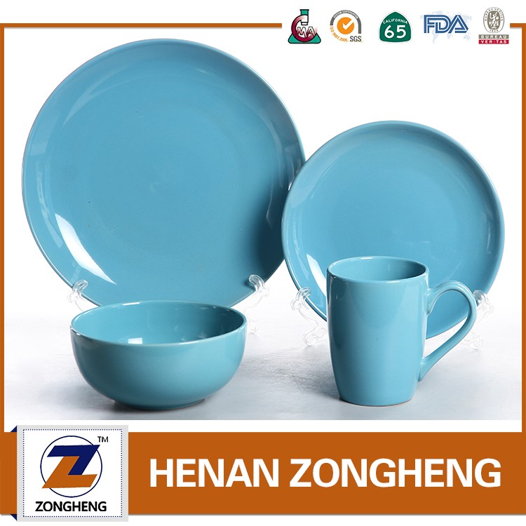 tableware ceramic ABC grade 16pcs dining set