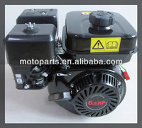 5.5HP motors with GX160 clutch,by hand gasoline engine,ng gasoline generator/mini gasoline generator