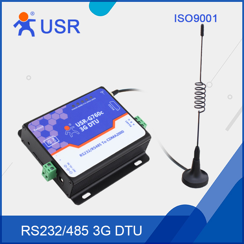 3G DTU Embedded 3G Module with SMS Remote Parameter Setting