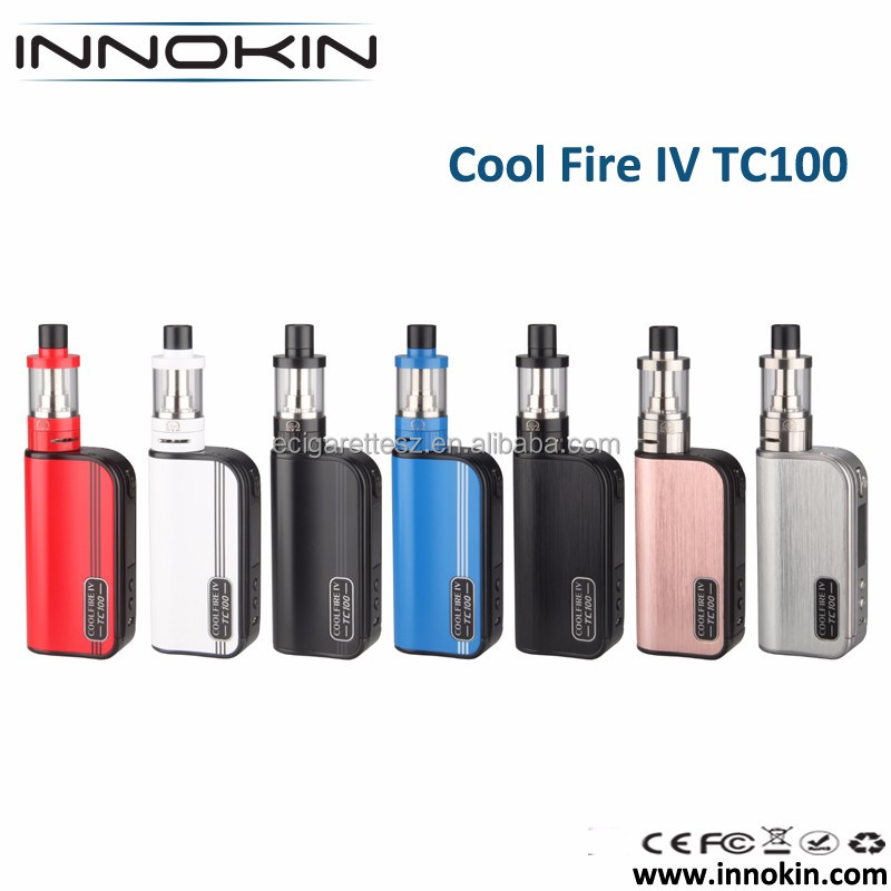 Innokin Cool Fire IV TC100 itaste e cigarette 2016 best seller