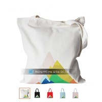 fashion durable canvas cotton shopper bag