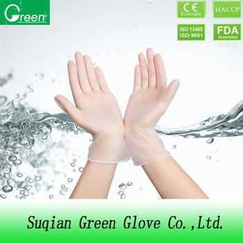 glove factory/disposable vinyl gloves