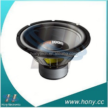 "10"" inch 12"" inch 15""inch car subwoofers 1000W car speakers"