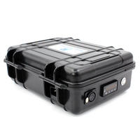 Wholesale Pelican case for Glass Smoking Water Pipe nail Coil heater for Dabs