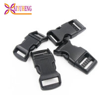 eco-friendly flat plastic bag buckle for dog collar