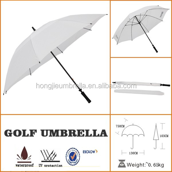 Honsen Design unique white umbrella vogue umbrella Type vogue umbrella