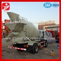 Top sale best selling concrete mixer truck weight