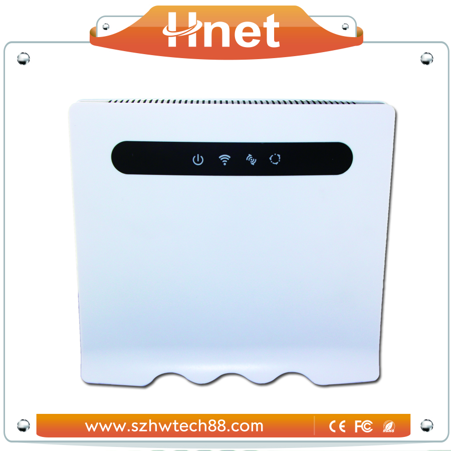 Support10/100M Ethernet RJ45 Port Band 28 Cat4 Indoor Sim CPE Router