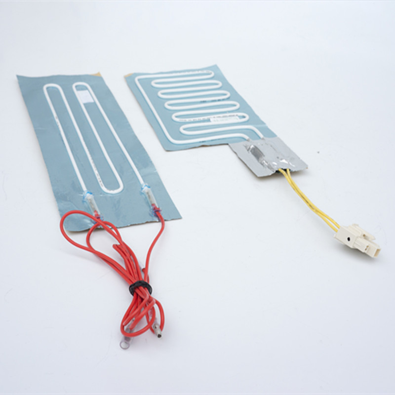 Bathrooms Mirror Defroster With Aluminum Foil Heating Element