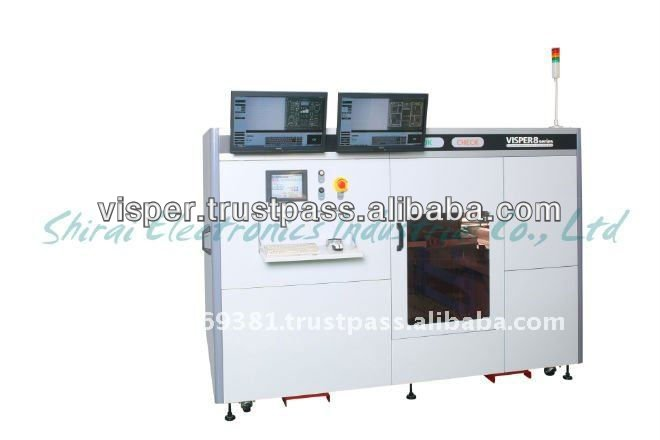 Visual Inspection test equipment VISPER for Circuit Boards