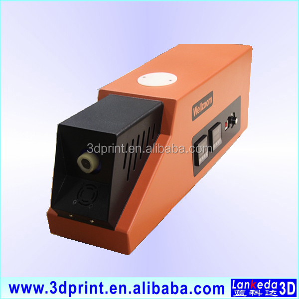 Hot sale ABS PLA plastic filament extruder machine for 3d printing