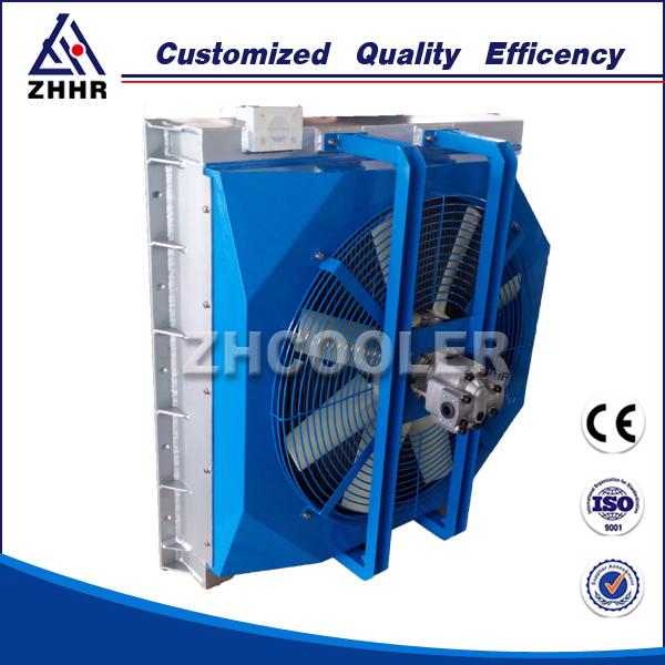 High Pressure Air Cooler : Raffreddato ad aria alta pressione radiatore olio
