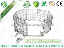 Foldable Small Animal Wire Mesh Fence ,Dog Exercise Gate &Pen PP2436