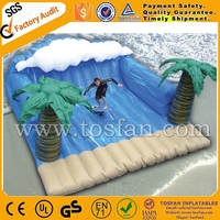 water inflatable rodeo bull surf machines A6043