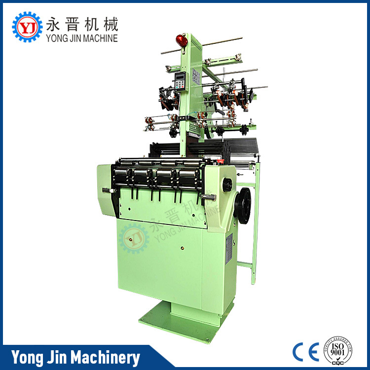 italian insulation narrow elastic cotton woven tape machine and price