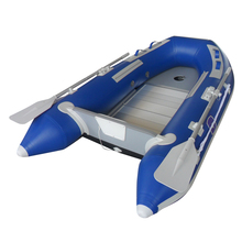 Military patrol inflatable fishing boat