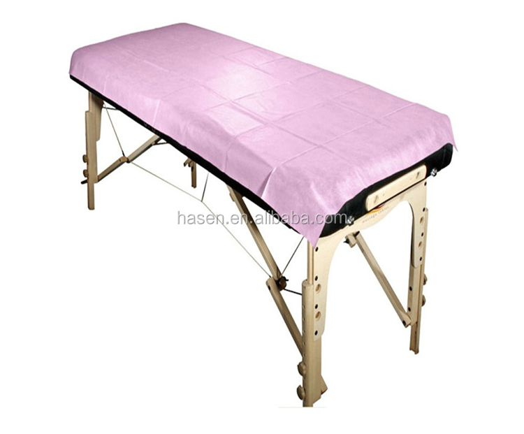 quick shipping disposable hospital bed sheets