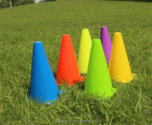 Latest custom design flexible durable football mini marker cones