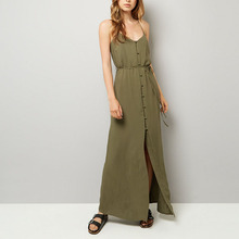 Simple maxi split alibaba co uk women long sexy casual dresses
