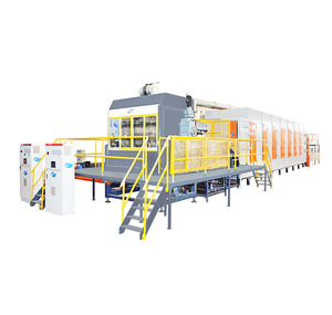 ET1500china good quality full automatic waste paper recycling egg tray carton box making machine