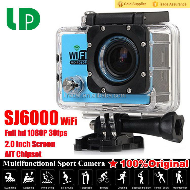 Super quality OEM aerial photography sj6000 mini dv