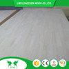 Hot Sale 12mm Radiate pine Solid Wood finger joint Panel