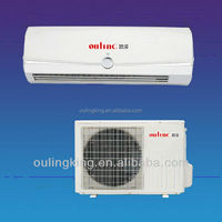 18000BTU 2P split air conditioner blower motor price with low voltage air conditioner