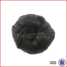 Popular hair chignon in color 1B# at low price
