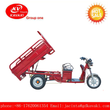 Chinese factory cargo carry 900W electric tricycle adults