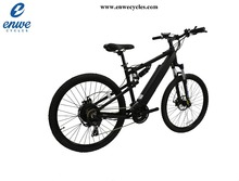 Cheap Price Hub Motor Electric Mountain Bike / Electric Bicycle/ Big Power Electric Bicycle for EW-EMB-A01-S06