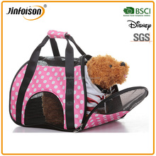 Fashion Dog Outdoor Travel Carry Pet Bag