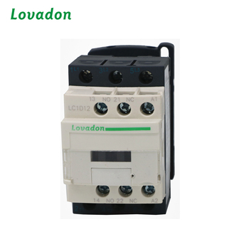 Best Seller LC1D32 Series Type 32A Magnetic Ac 3 Phase Contactor