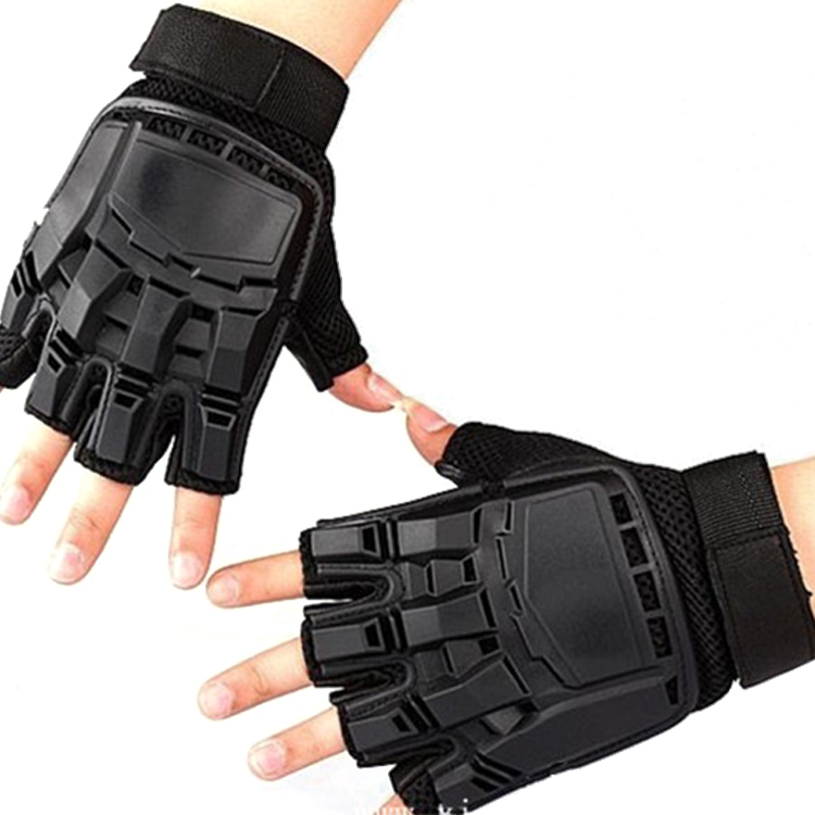 Latest Design Superior Quality Black Tactical <strong>Gloves</strong>