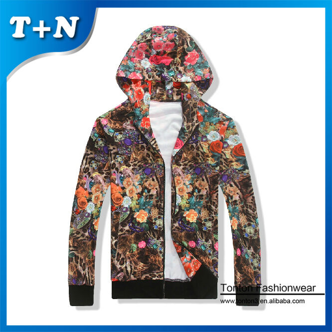 korean style full zip hoodies baseball varsity jackets factory