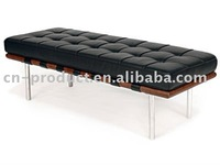 barcelona bench daybed chair