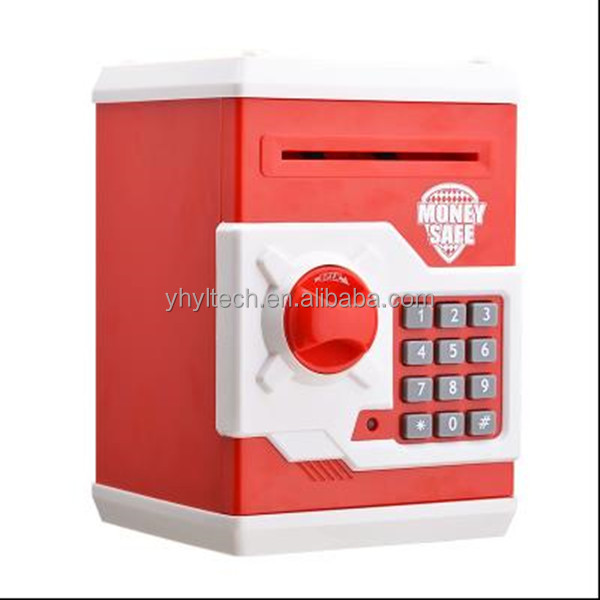 high demand products to sell cash bank atm machine coin money box piggy bank for child