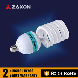 New 85W light saver half spiral bulbs energy saving bulbs energy saver bulbs