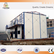 China prefab jot house sandwich wall panel piece knock together uk market
