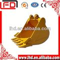 machinery parts loader bucket for excavator parts