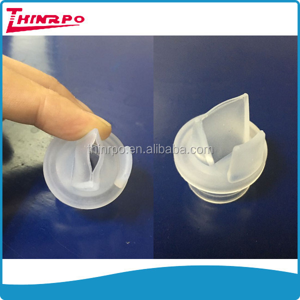 FDA Silicone products Custom food grade silicone valve cap