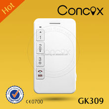 CONCOX GK309 positioning personal safety student gps safety card phone Holder car gps phone