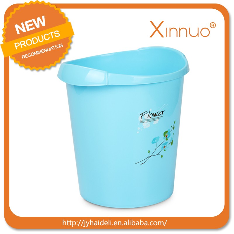 kids plastic dustbin handmade dustbin,factory supply