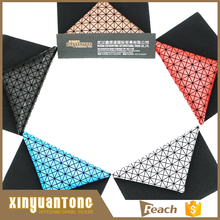 Factory Direct Embossed PU synthetic leather fabric