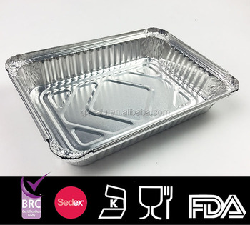 2LB Disposable Catering Food Aluminium Foil Pan