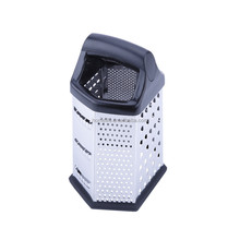Muiltfunction 6 sides vegetable stainless steel kitchen cheese grater