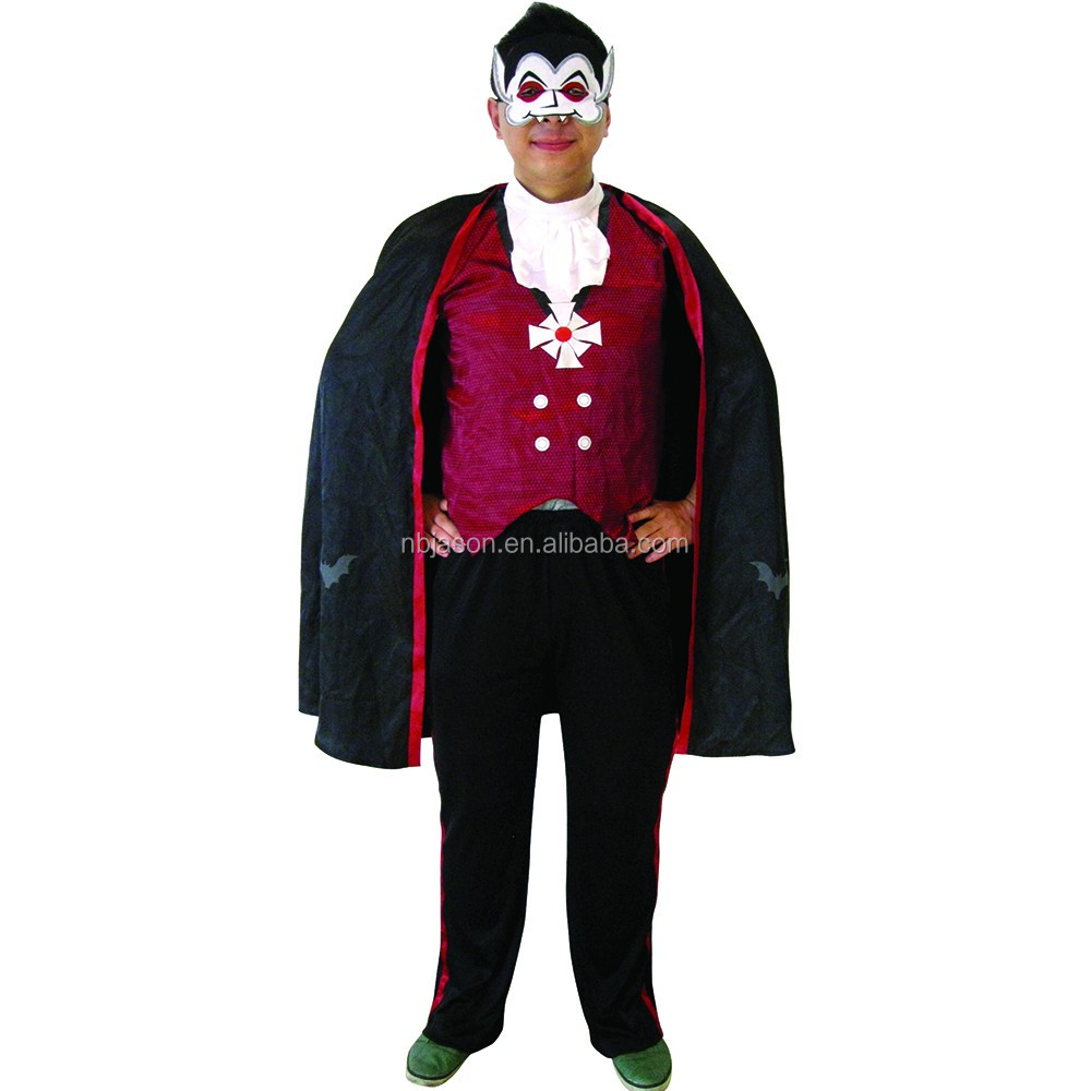 Vampire Holloween Costumes For Man